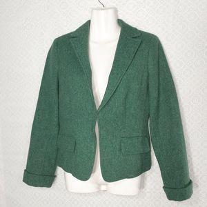 J. Crew  Ecole Wool Tweed  Jacket